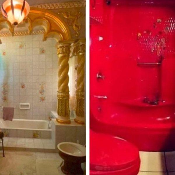 banheiros diferentes capa