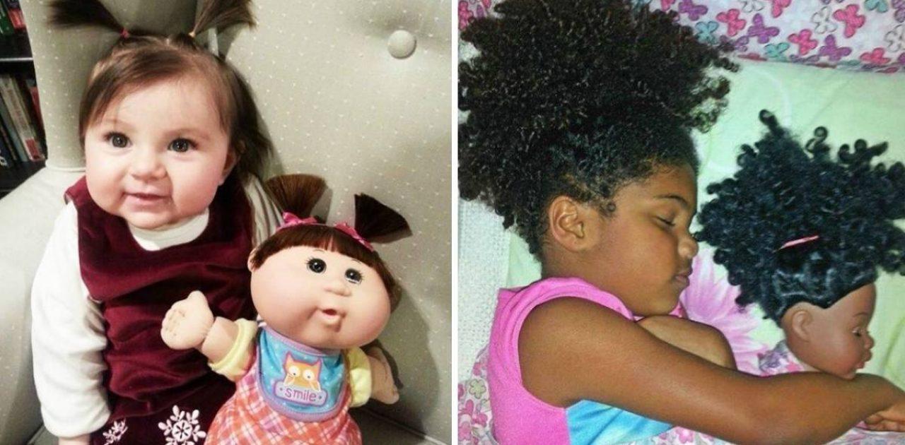 bebês bonecas capa