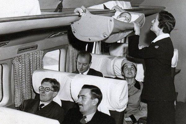 bebês em aviões capa
