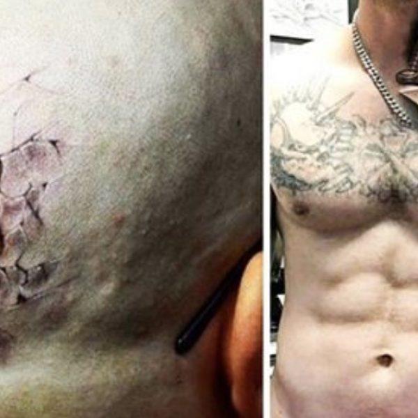 belas tatuagens capa