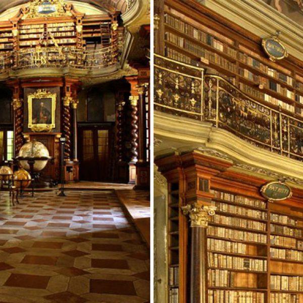 biblioteca República Tcheca