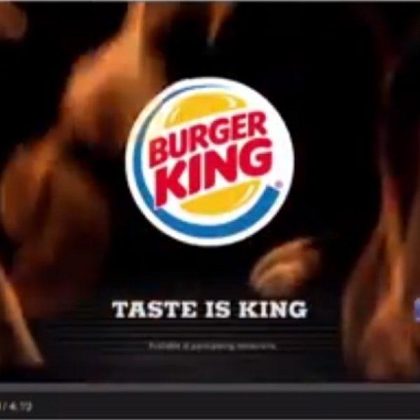 burguer king youtube