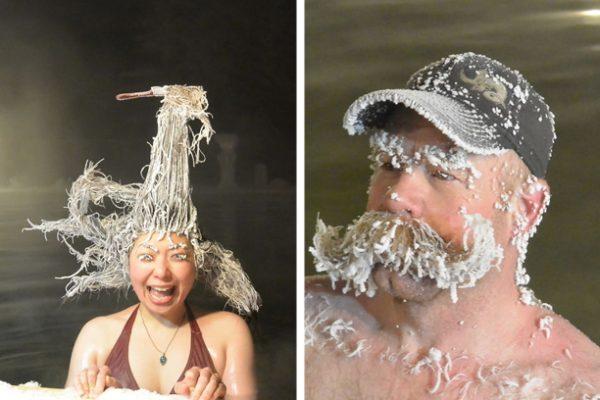 cabelo congelado capa
