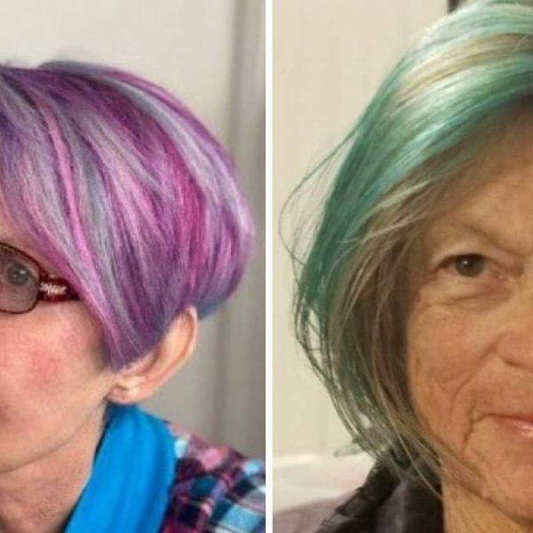 cabelos coloridos capa