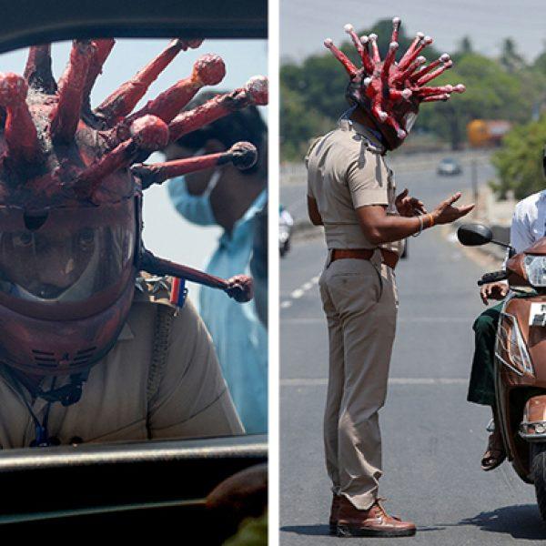 capacete corona capa