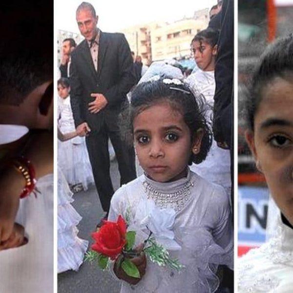 casamento infantil capa