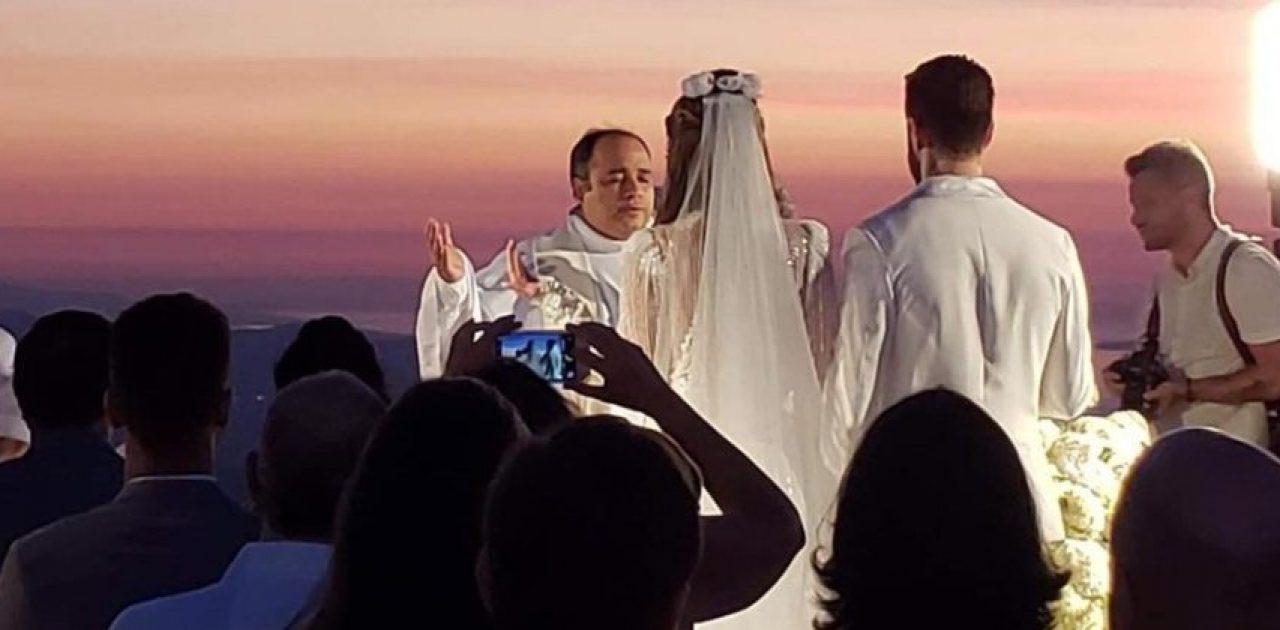 casar no Cristo Redentor capa