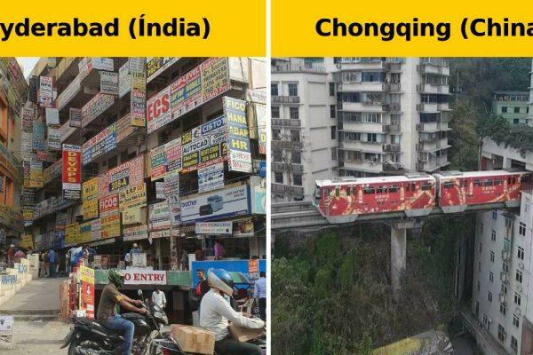 cenários urbanos capa
