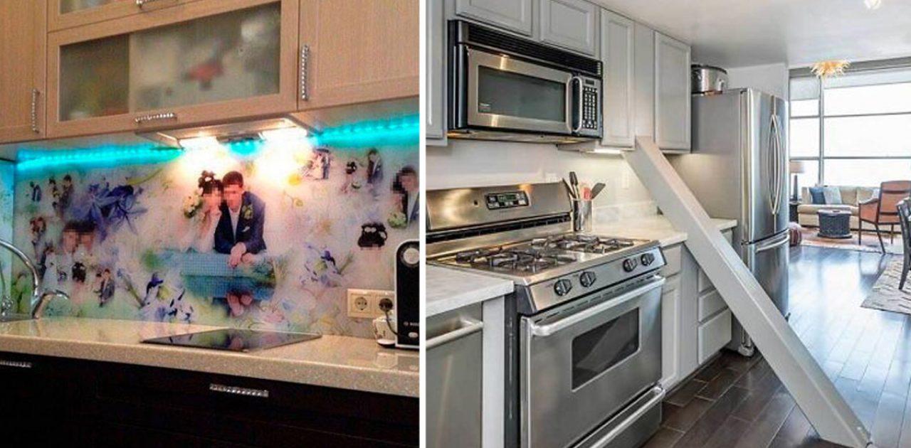 cozinhas bizarras capa