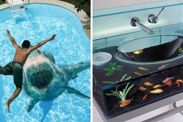 20 ideias de design incríveis que levarão sua casa a um outro nível