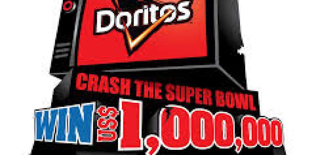 doritos crash the super bowl
