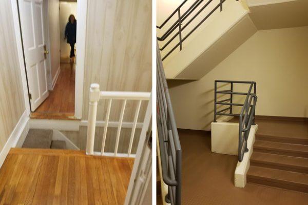 escadas diferentes capa