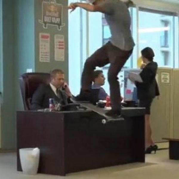 escritorio de skate