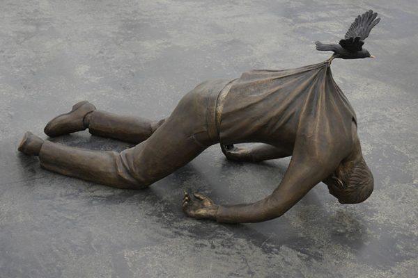 esculturas gravidade capa