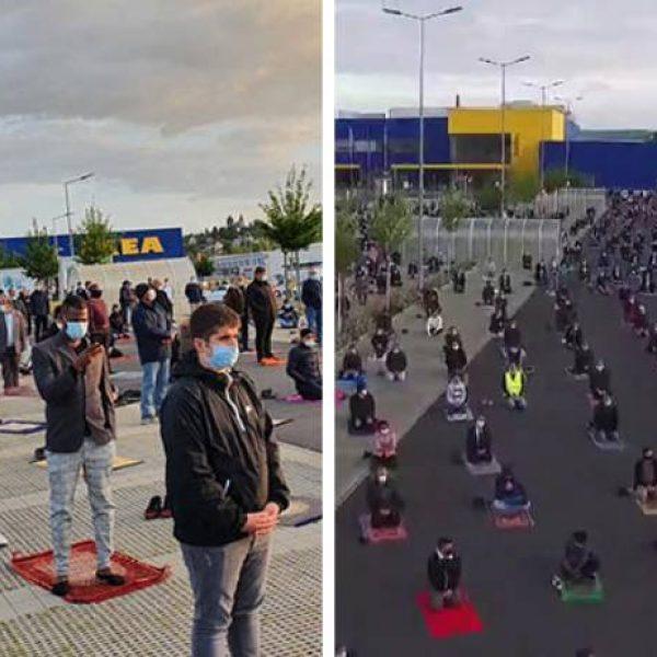 estacionamento IKEA capa