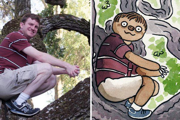 facebook-sloth-portraits-shitty-watercolour-10