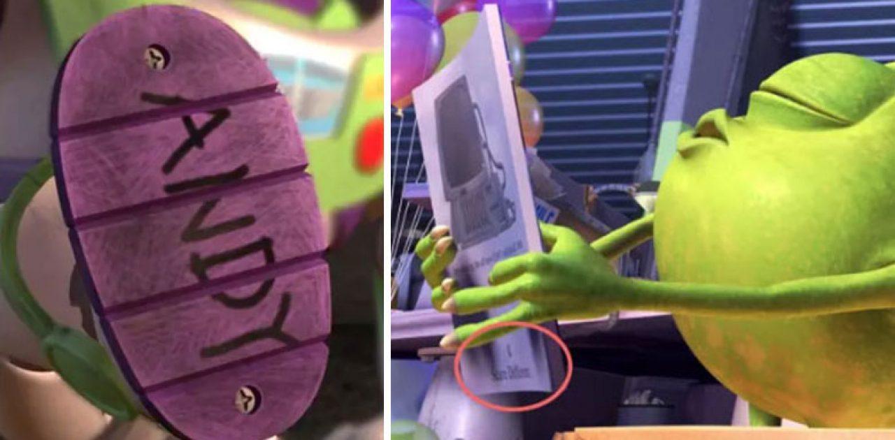 filmes Pixar capa