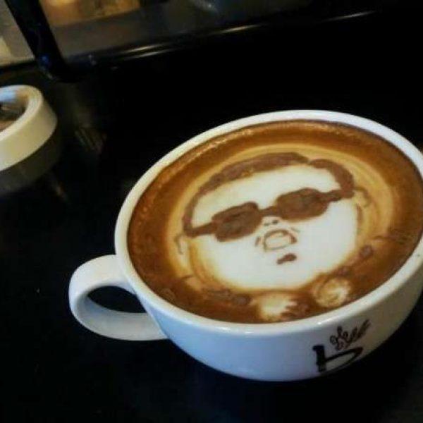 gangnam-style-latte-art