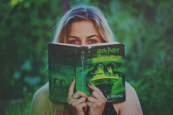 gostar de Harry Potter 01