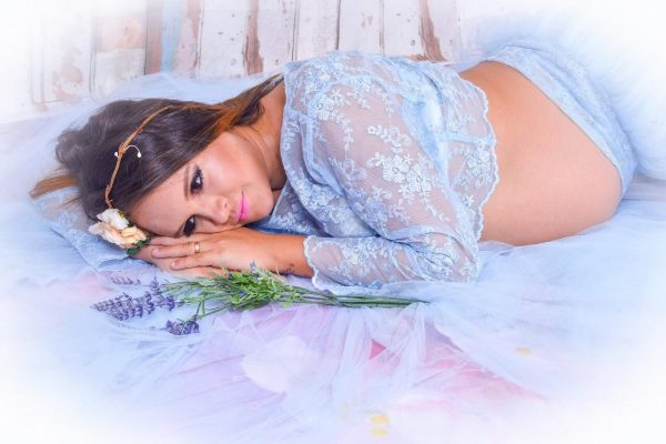 grávida detenta capa