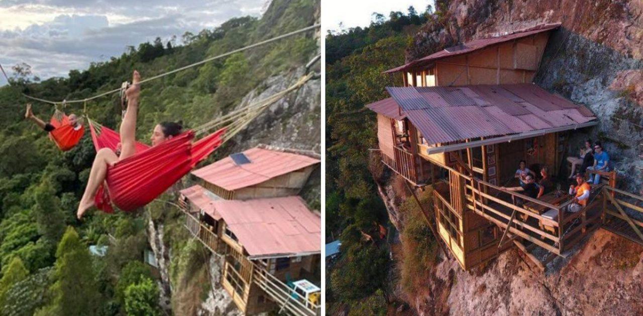 hostel nas alturas capa