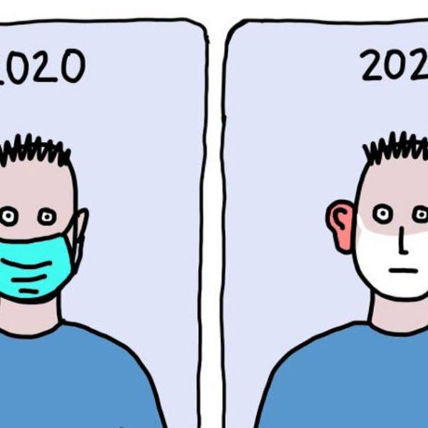 ilustrações pandemia capa