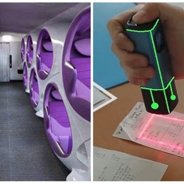 invenções do futuro capa