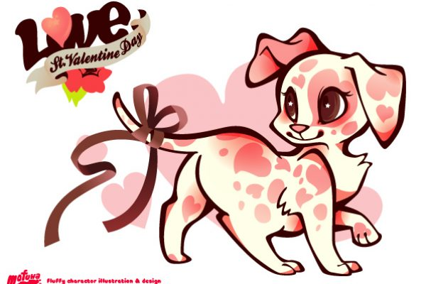 love_dog_by_mofuwa