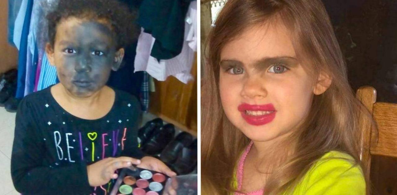 maquiadoras infantis capa