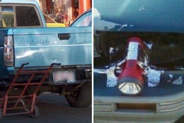 modificações nos carros capa