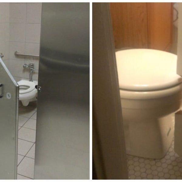 péssimos banheiros capa