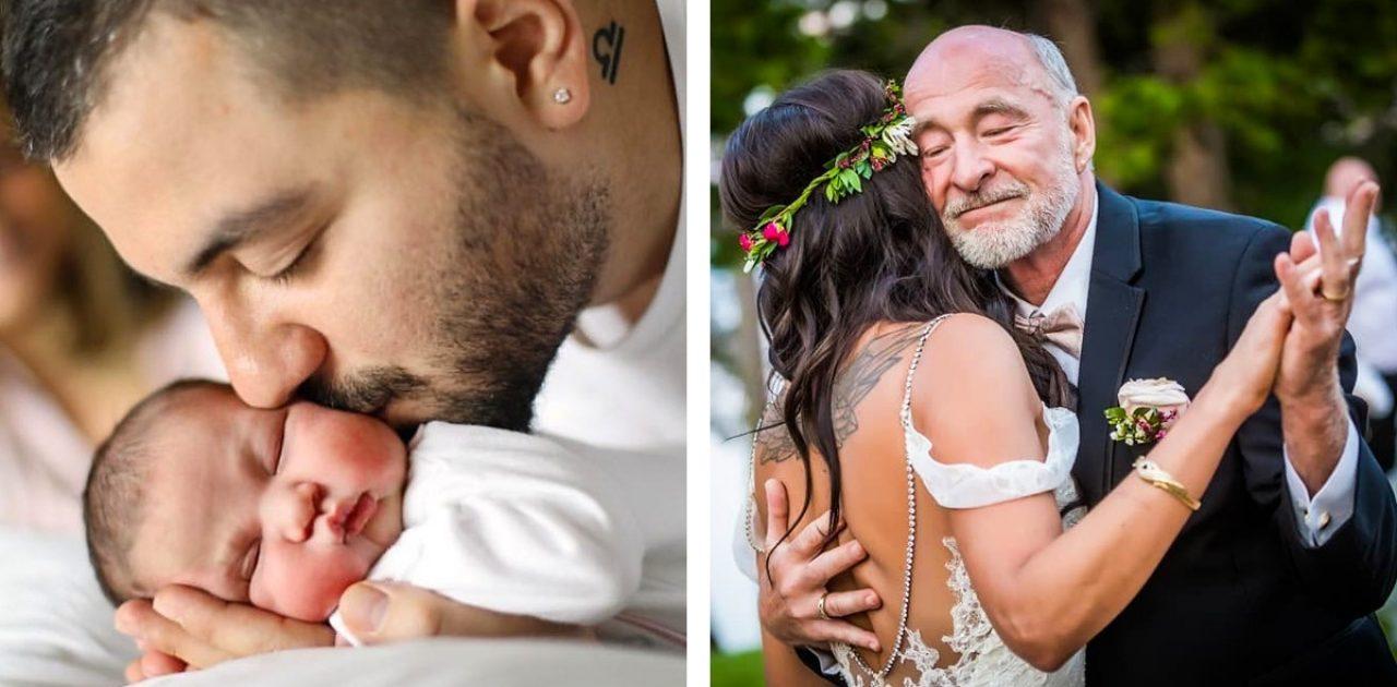 pai e filha capa