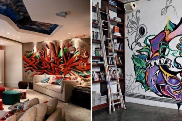 paredes grafitadas capa