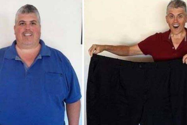 perder peso capa
