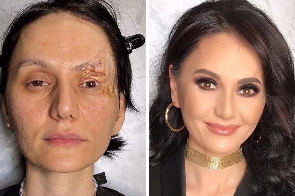 poder da maquiagem capa