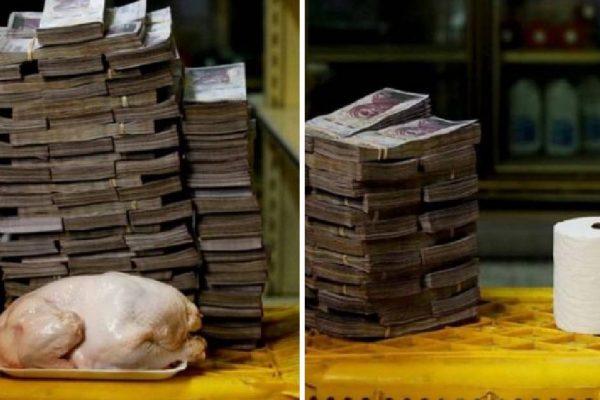 preço na Venezuela capa