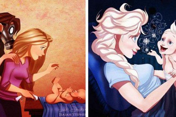 princesas da Disney capa