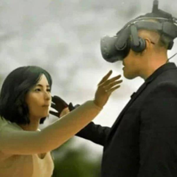 realidade virtual capa