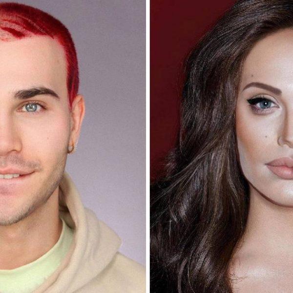 se transformar em celebridades capa