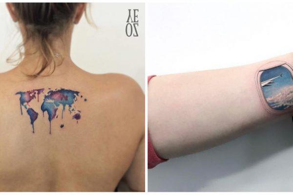 tattoo viagem capa