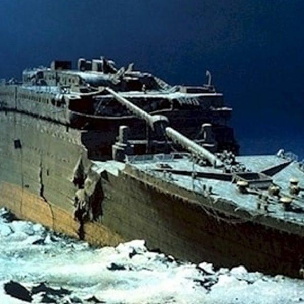 titanic capa