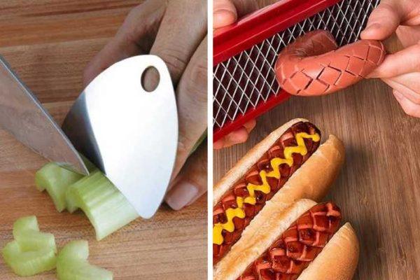 utensílios de cozinha capa