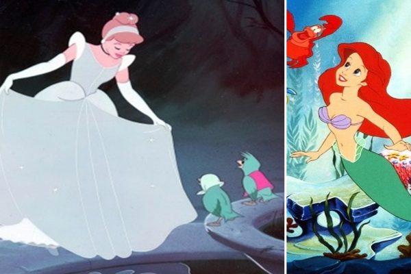 vestidos Disney capa