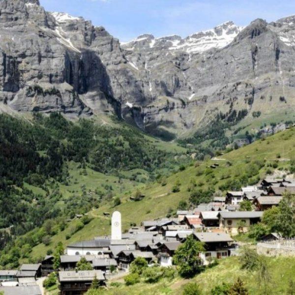 vilarejo suíço capa